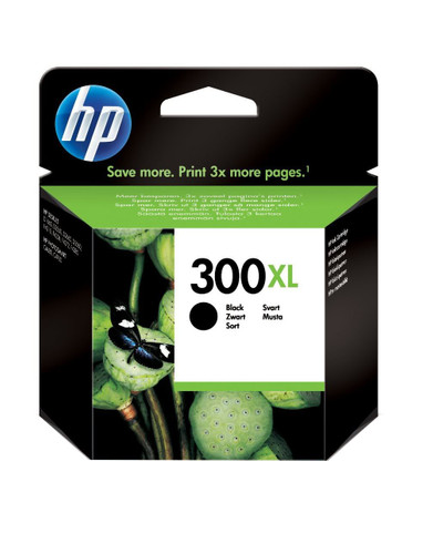 HP 300XL Cartridge Black (HPCC641E) Main Image