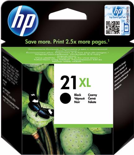 HP 21 XL Cartridge Black (C9351CE) Main Image
