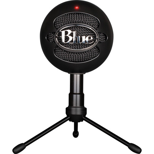 Blue Snowball Black Ice Main Image