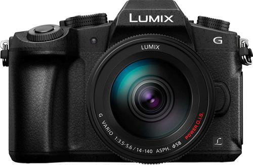 Panasonic Lumix DMC-G80 + 14-140mm Main Image