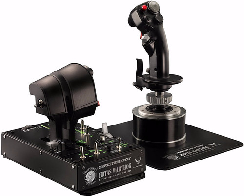 Second Chance Thrustmaster Hotas Warthog A-10C Aircraft Controller Replica PC Main Image