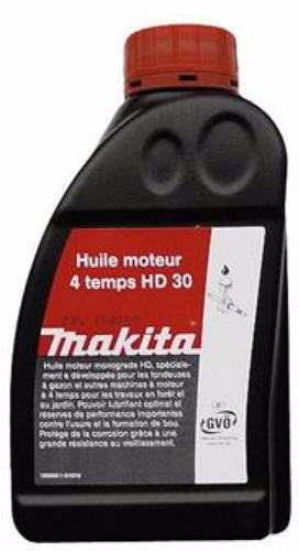 Makita Motorolie HD30/SAE30 0,6 liter Main Image