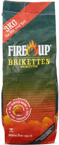 Fire-Up Briketten 3 kg Main Image