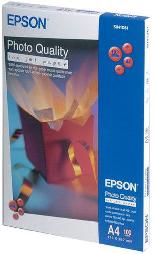 Epson Fotopapier Mat 100 Vel A4 (102 g/m2) Main Image