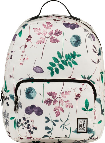 The Pack Society Classic Multicolor Flower All Over Main Image