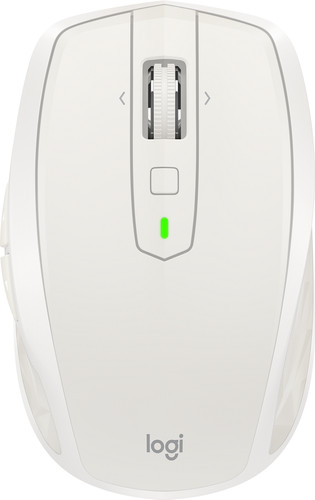 Logitech MX Anywhere 2S Wireless Mobile Mouse White