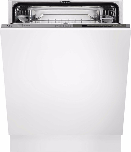 AEG FSS52615Z / Installation / Fully integrated / Niche height 82-88cm Main Image