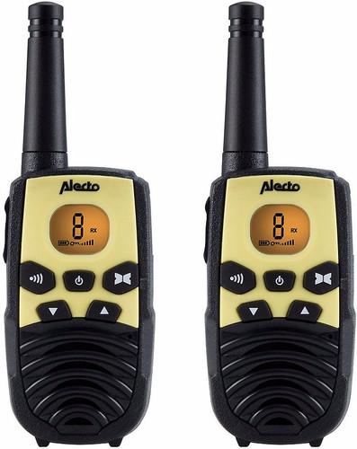 Alecto FR-10 Yellow Main Image