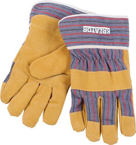 Kreator KRTW005XL Work Gloves Pigsk Main Image