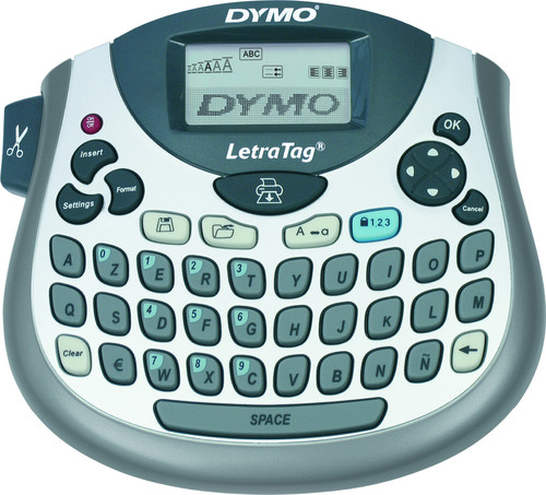 DYMO LetraTag LT-100T (AZERTY) Main Image