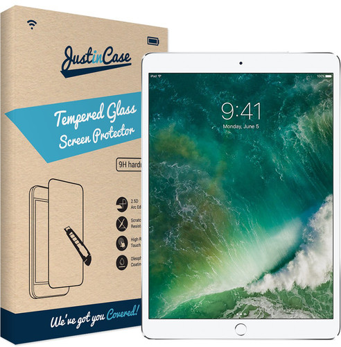 Just in Case Apple iPad Pro 10,5 inch Screenprotector Glas Main Image