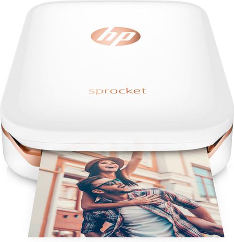 HP Sprocket Z3Z91A Wit Main Image