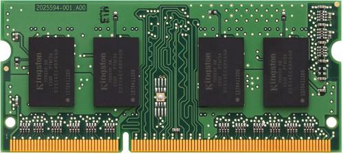 Kingston 4GB 1600MHz Low Voltage DDR3L SODIMM Main Image