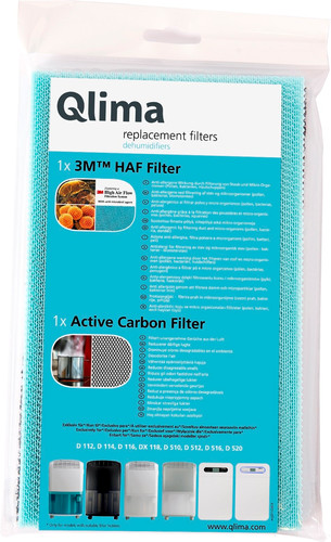 Qlima Filter set D5 series Main Image