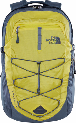 The North Face Borealis Acid Yellow/Turbulence Grey Main Image