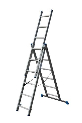 Alumexx 3-piece Reform Ladder 3x6 Main Image