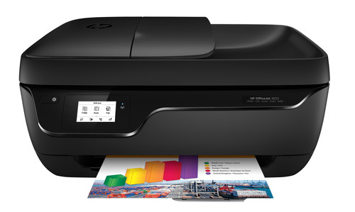 HP OfficeJet 3833 All-in-One Main Image