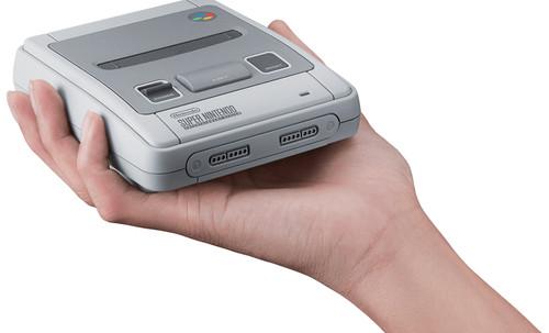 Nintendo Classic Mini: SNES Main Image