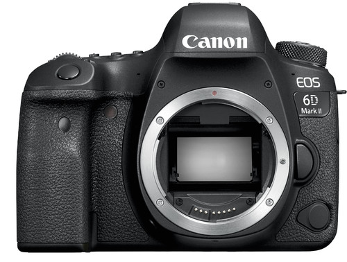 Second Chance Canon EOS 6D Mark II Body Main Image