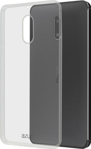 Azuri TPU Ultra Thin Nokia 6/6 Arte Back Cover Transparent Main Image