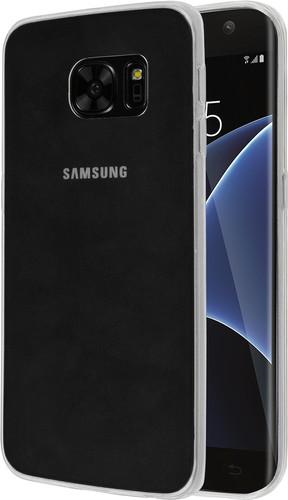 watch 8f728 7e0a6 Azuri TPU Ultra Thin Samsung Galaxy S7 Edge Back Cover Transparent