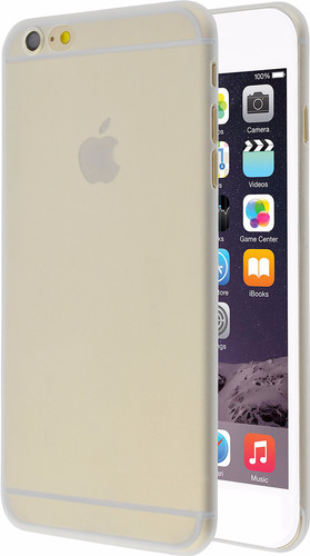 Azuri Ultra Thin Apple iPhone 6 Plus/6S Plus Back Cover Transparent Main Image