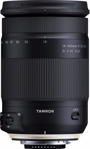 Tamron 18-400mm F/3.5-6.3 Di II VC HLD Nikon Main Image
