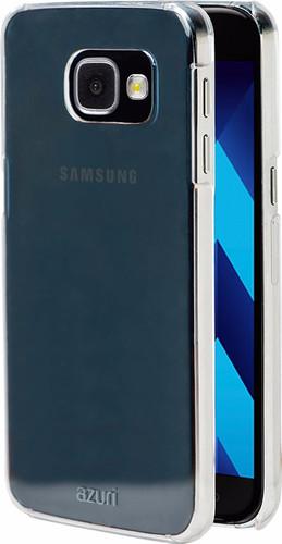 Azuri Samsung Galaxy A5 (2017) Back Cover Transparent Main Image