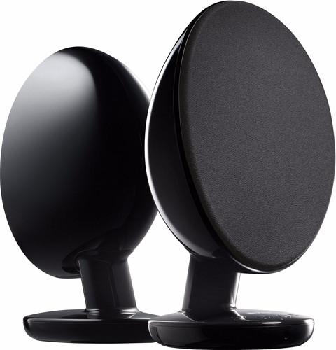 KEF EGG Black (per pair) Main Image
