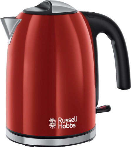 Russell Hobbs Colours Plus+ Flame Red Main Image