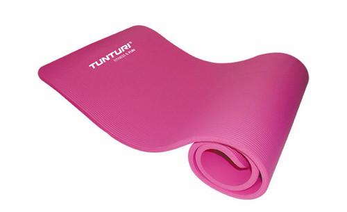 Tunturi Fitnessmat NBR Pink Main Image