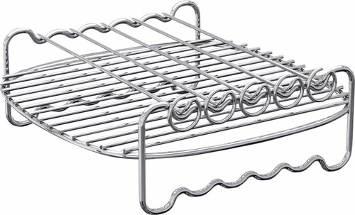 Philips Airfryer Frying Rack with Skewers HD9905/00 Main Image