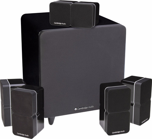 Cambridge Audio Minx Min 22 5.1 Set Black Main Image
