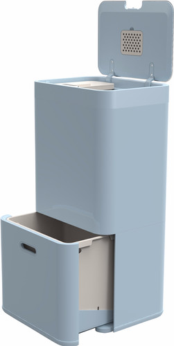 Joseph Joseph Intelligent Waste Totem 60 Liters Blue Main Image