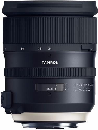 Tamron EF 24-70mm f/2.8 Di VC USD G2 Canon Main Image