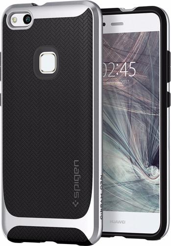 Spigen Neo Hybrid Huawei P10 Lite Back Cover Silver Main Image