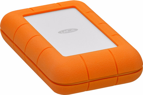 LaCie Rugged Thunderbolt USB-C 5TB Main Image