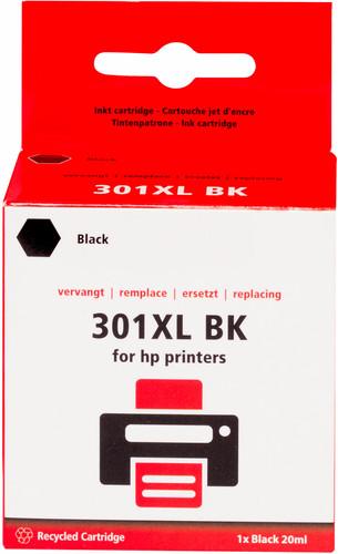 Pixeljet 301 Cartridge Black XL for HP printers (CH563EE) Main Image
