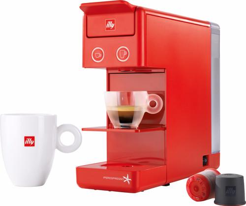 Illy Y3 Espresso & Coffee Rood Main Image
