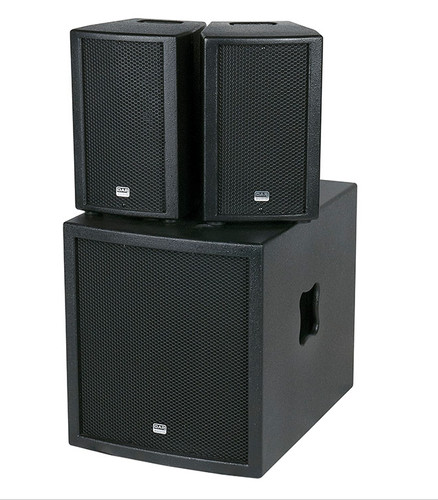 DAP-Audio Club Mate I (per pair with subwoofer) Main Image