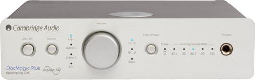 Cambridge Audio DacMagic+ Zilver Main Image