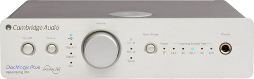 Cambridge Audio DacMagic + Silver Main Image