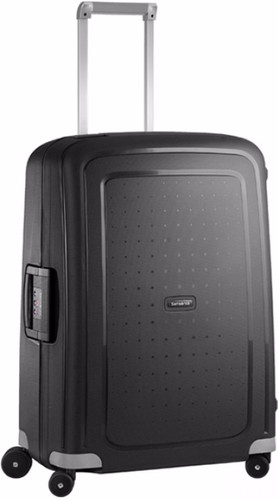 f8cc4a898be Samsonite S'Cure Spinner 55cm Black - Coolblue - Before 23:59 ...