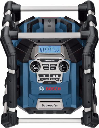 Bosch Bouwradio GML20 Powerbox 360 Main Image