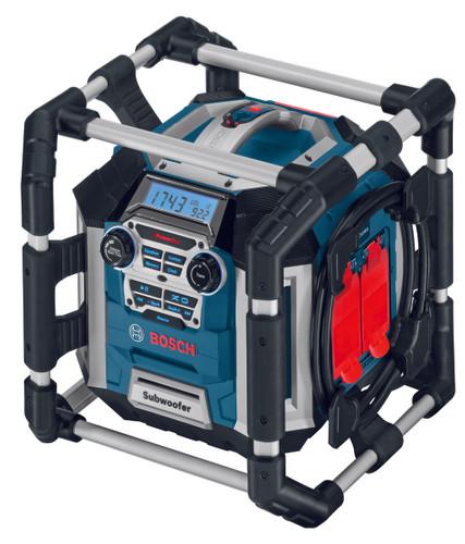 Bosch Bouwradio GML50 Powerbox 360 Deluxe Main Image