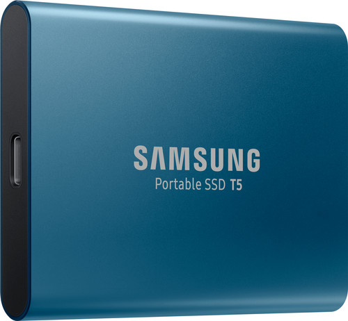 Samsung Portable SSD T5 250GB Main Image