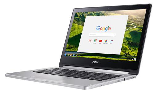Acer Chromebook R13 CB5-312T-K5G1 rechterkant