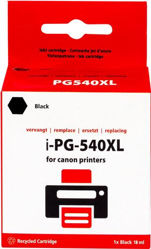 Pixeljet PG-540XL Zwart voor Canon printers (5222B005) Main Image