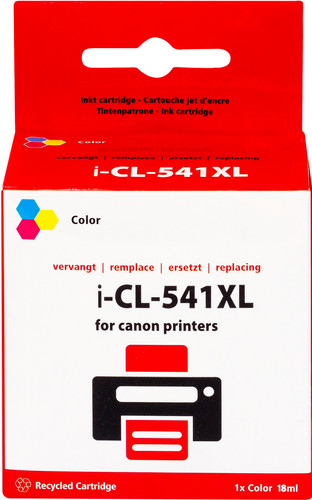 Pixeljet CL-541 XL 3-Color for Canon printers (5226B005) Main Image