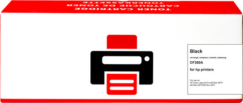Pixeljet HP 312A Toner Cartridge Black (Pixeljet - CF380A) Main Image